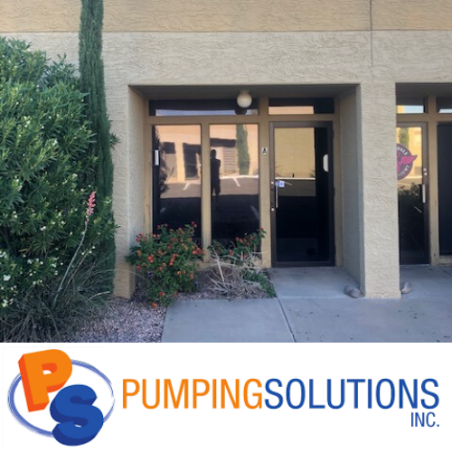 Arizona Pumping Solutions Store Front